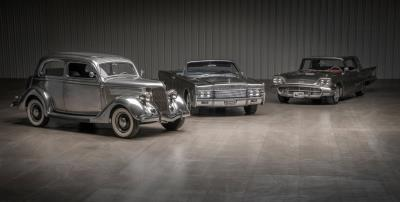 Offered Without Reserve at Worldwide's Auburn Auction, The Pristine Collection of Eric McConnell