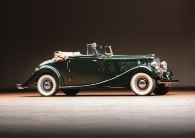 The landmark Hostetler's Hudson Auto Museum Collection is catalogued,  online and ready to view