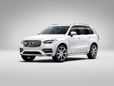 ALL-NEW XC90 MAKES ITS GLOBAL DEBUT AT THE PARIS MOTOR SHOW
