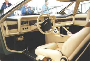 1980 Aston Martin Bulldog Concept Image Photo 13 Of 18