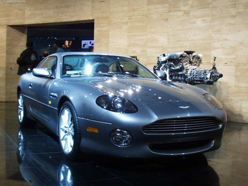 2000 Aston Martin DB7 Image. Photo 14 of 22