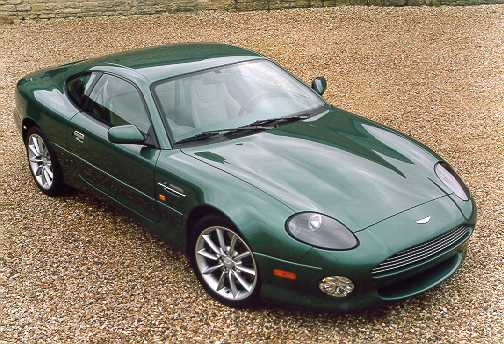 2000 Aston Martin DB7 Wallpaper and Image Gallery