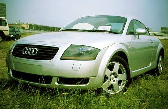 1999 Audi Tt History Pictures Value Auction Sales Research And News
