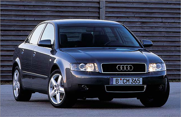 2002 Audi A4 Image Photo 7 Of 7