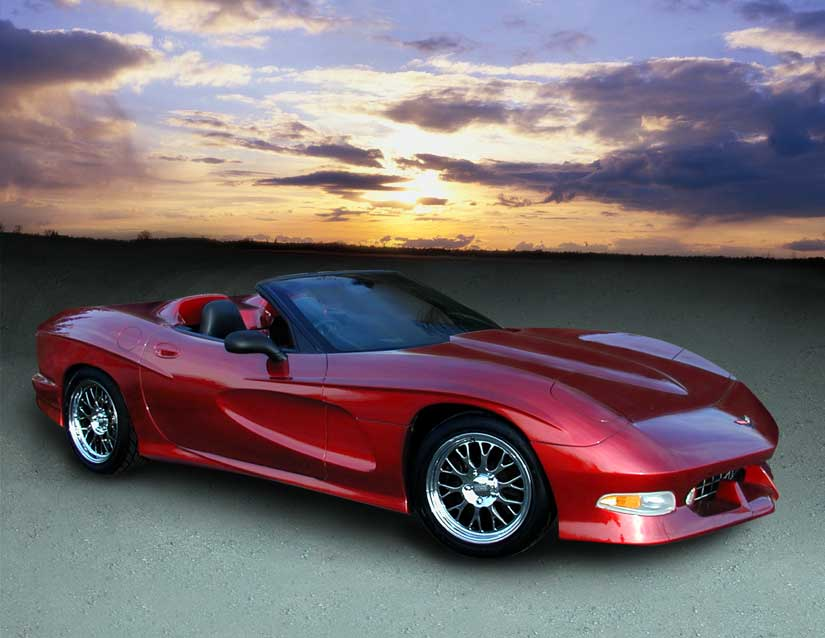 2000 Avelate Corvette C5 Roadster History, Pictures, Value, Auction Sales, Research and News