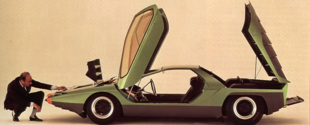1968 alfa romeo carabo history pictures value auction sales