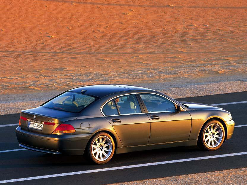 2002 BMW E65 745i