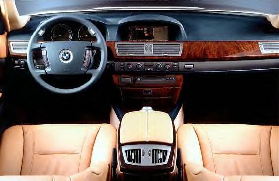 2007 BMW Hydrogen 7 Series Thumbnail Image