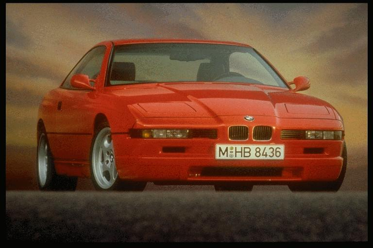 1992 Bmw 8 Series History Pictures Value Auction Sales Research
