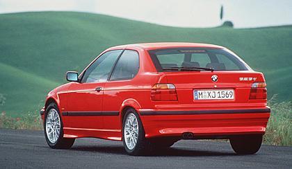 1998 BMW 323ti