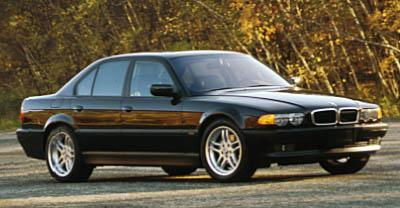 1999 Bmw 740i Conceptcarz Com