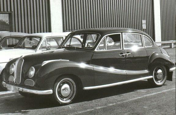 1952 BMW 501 Image. https://www.conceptcarz.com/images/bmw/bmw_01 ...