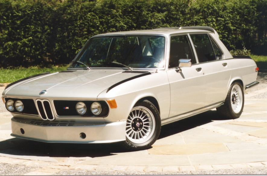 1969 Bmw 2800 History Pictures Value Auction Sales