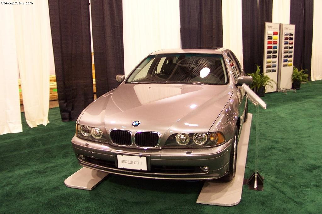 2002 bmw 530i history pictures value auction sales. Black Bedroom Furniture Sets. Home Design Ideas