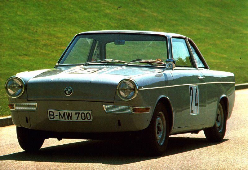 1962 BMW 700 Pictures, History, Value, Research, News - conceptcarz.com