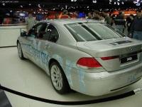 BMW 745h