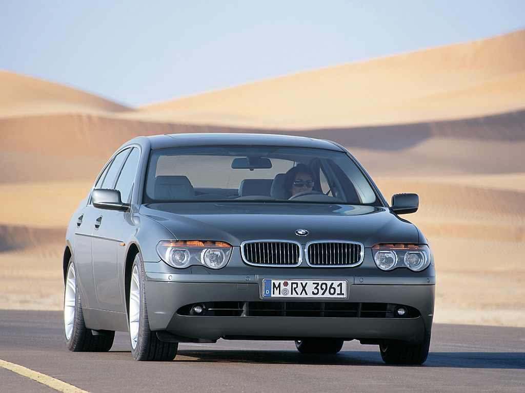2007 BMW Hydrogen 7 Series Wallpaper and Image Gallery - conceptcarz.com