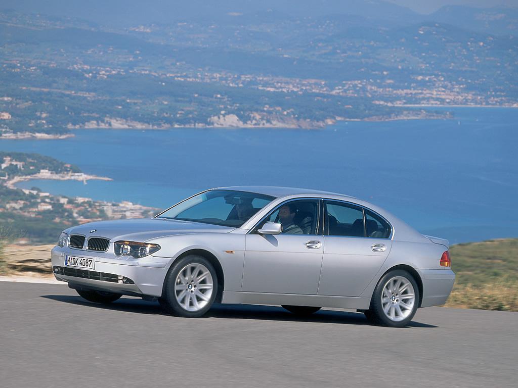 2002 BMW E65 745i Image. https://www.conceptcarz.com ...