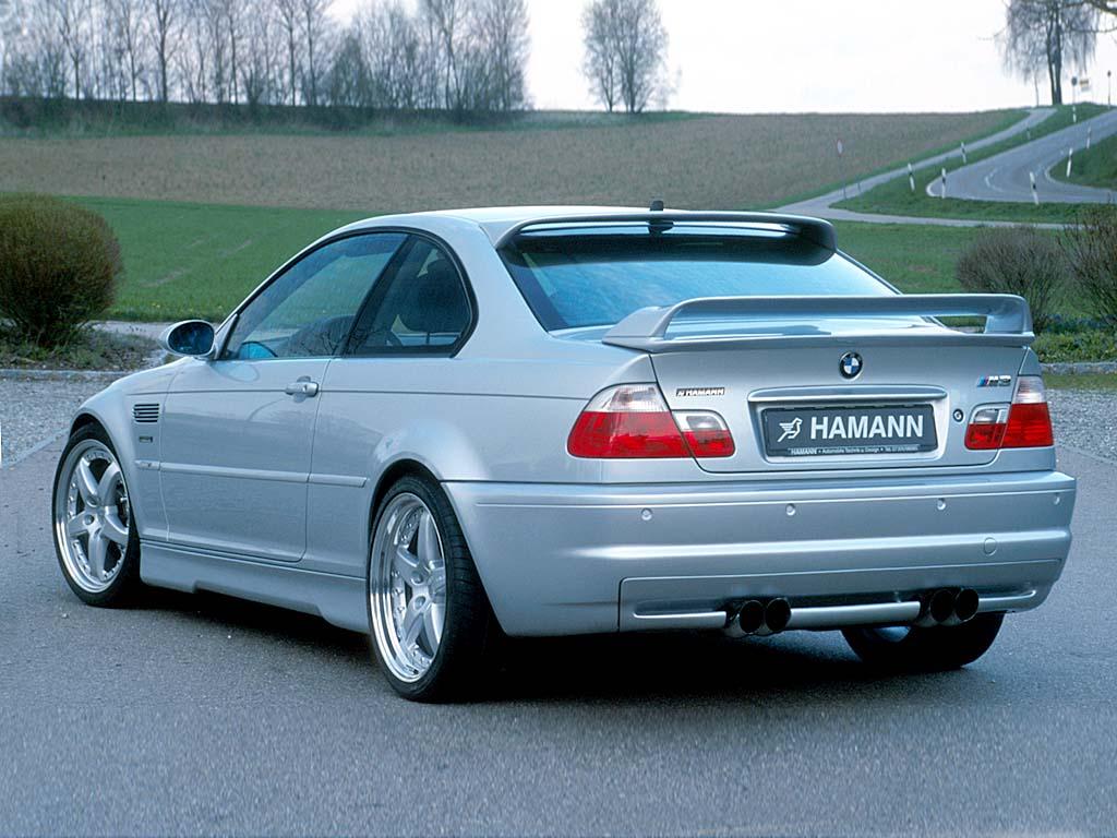 2002 Hamann E46 M3 Image Https Www Conceptcarz Com