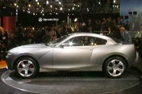 BMW X-Coupe Concept