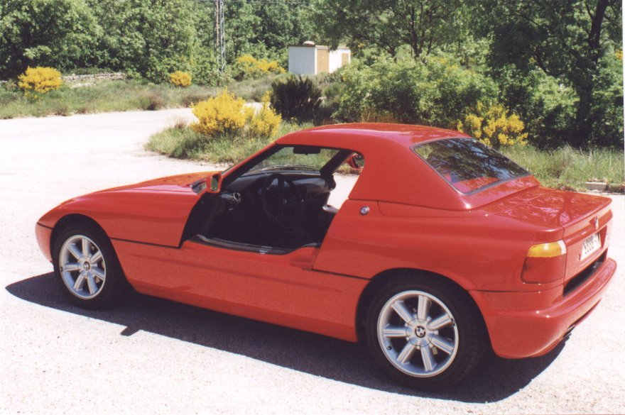 1986 Bmw Z1 Image Photo 12 Of 18