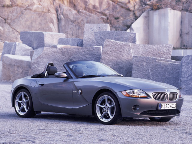 2002 Bmw Z4 Pictures History Value Research News
