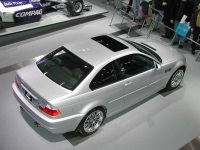 2002 BMW M3 image.