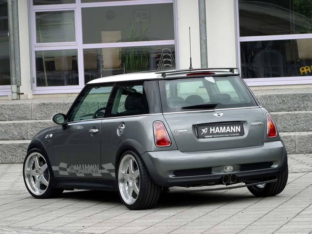 2002 Hamann Cooper S