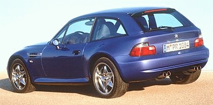 1998 Bmw M Coupe History Pictures Value Auction Sales