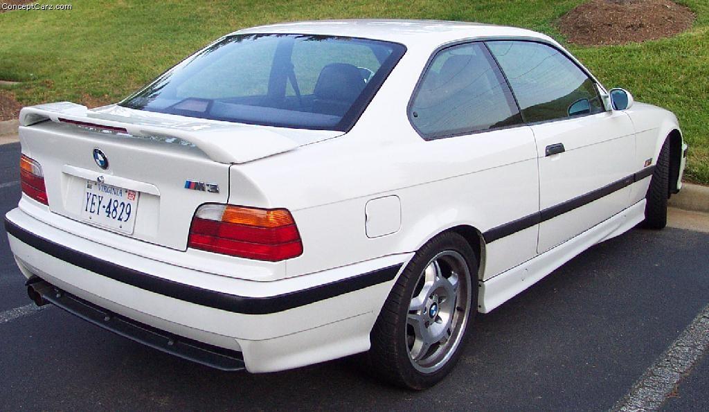 1995 BMW M3 E36 thumbnail image