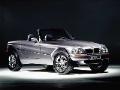 2001 BMW Z18 Concept image.