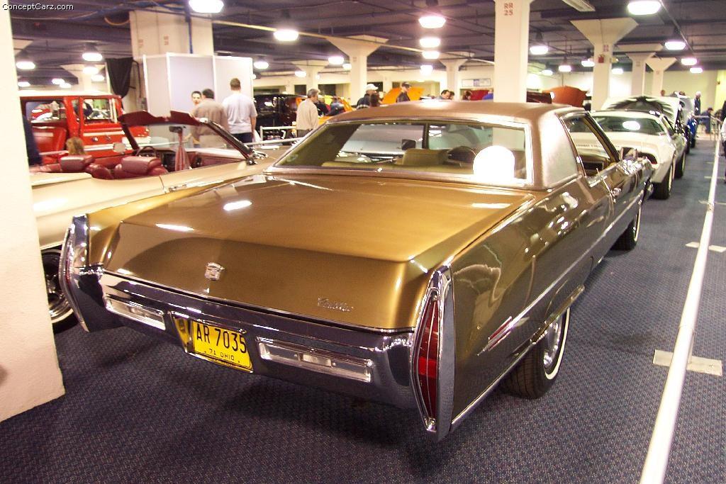 Cadillac Coupe Deville Cleveland