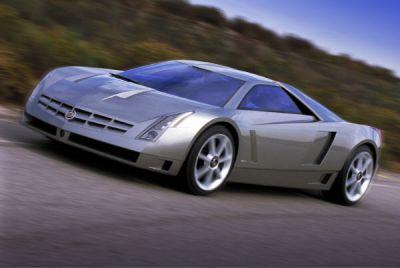 2002 Cadillac Cien Concept Image. Photo 39 of 54