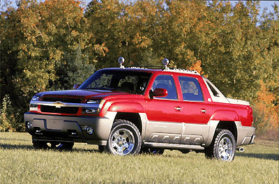 2002 Chevrolet Avalanche Pictures History Value Research News - conceptcarz.com & 2002 Chevrolet Avalanche Pictures History Value Research News ...