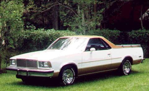 1978 Chevrolet El Camino pictures and wallpaper