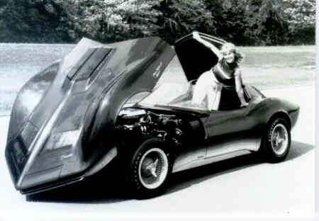 1965 Chevrolet Corvette Mako Shark II