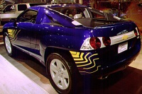 Popular 2001 Borrego Concept Wallpaper