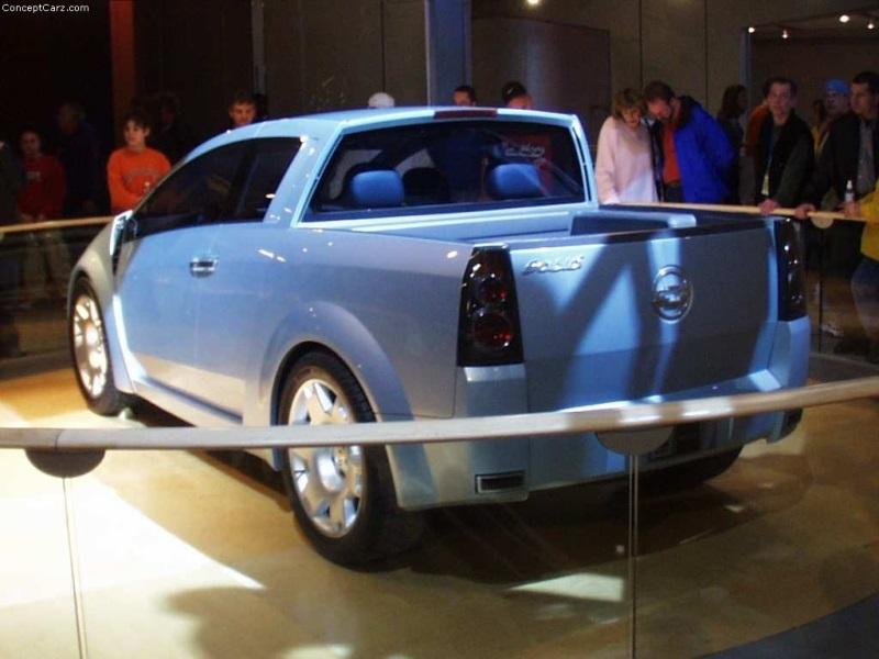 2001 Chevrolet Sabiá Concept