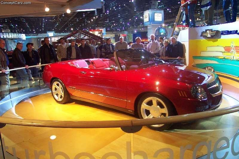 2002 Chevrolet Bel Air Concept History Pictures Value Auction