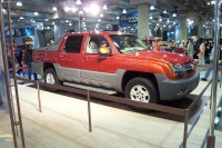 2002 Chevrolet Avalanche image.