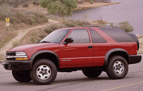 2003 Chevrolet Blazer Image. Photo 6 of 9