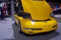 2002 Chevrolet Corvette image.