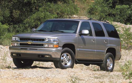 2003 Chevrolet Tahoe | conceptcarz.com