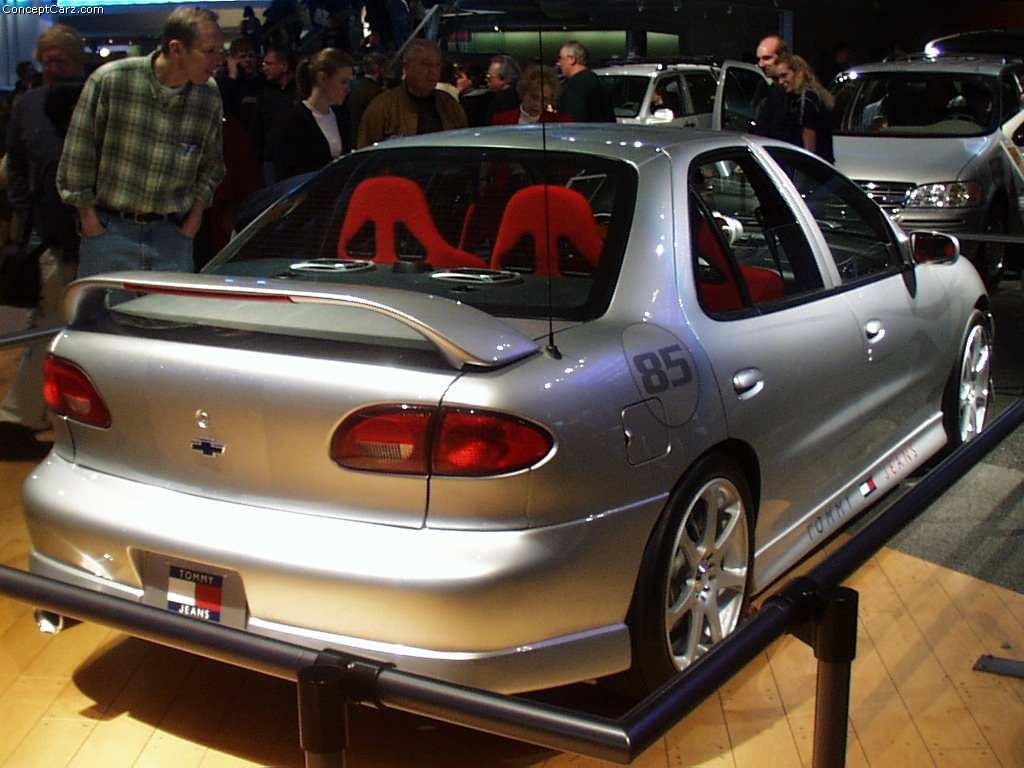 Chevrolet Tracker 2018 >> 2001 Chevrolet Cavalier Tommy Jeans Image. https://www.conceptcarz.com/images/chevrolet/chevy ...