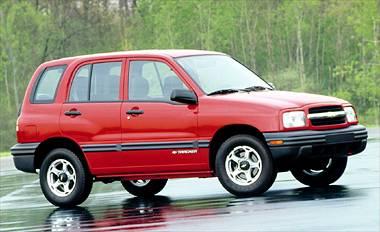 2000 Chevrolet Tracker | conceptcarz.com
