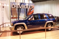 2002 Chevrolet TrailBlazer image.