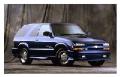 2001 Chevrolet Blazer image.