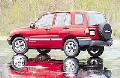 2002 Chevrolet Tracker thumbnail image