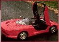 1986 Chevrolet Corvette Indy Concept