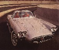 Popular 1958 Corvette XP-700 Wallpaper